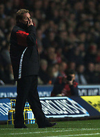 Photo: Javier Garcia/Back Page Images<br />Southampton v Middlesboro, FA Barclays Premiership, St Mary's Stadium 11/12/04<br />A stunned Harry Redknapp