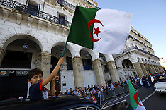 Algiers - 62nd Anniversary Of The Outbreak Of 1954 Revolution - 01 Nov 2016