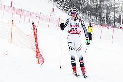 February 8, 2019 - …Re, SWEDEN - 190208 Felix Monsen of Sweden at the downhill training during the FIS Alpine World Ski Championships on February 8, 2019 in Ã…re  (Credit Image: © Daniel Stiller/Bildbyran via ZUMA Press)