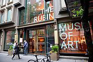 Sunday Awards Reception - Rubin Museum