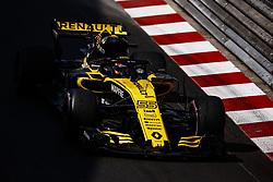 May 24, 2018 - Montecarlo, Monaco - 55 Carlos Sainz from Spain Renault Sport F1 Team RS18 during the Monaco Formula One Grand Prix  at Monaco on 24th of May, 2018 in Montecarlo, Monaco. (Credit Image: © Xavier Bonilla/NurPhoto via ZUMA Press)