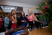 DAISY MAY; YANA BOYKO; PAULINA ALBERSTEIN; ; Opening of  Lazarides new gallery.  11 Rathbone Place | Group show | 14 May 2009