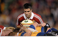 11 June 2013; Conor Murray, British & Irish Lions. British & Irish Lions Tour 2013, Combined Country v British & Irish Lions, Hunter Stadium, Newcastle, NSW, Australia. Picture credit: Stephen McCarthy / SPORTSFILE
