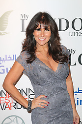 Linda Lusardi, London Lifestyle Awards, The Troxy, London UK, 23 October 2013, Photo by Richard Goldschmidt © Licensed to London News Pictures.23/10/13 . Photo credit : Richard Goldschmidt/Piqtured/LNP