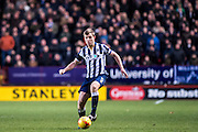 {persons}, M5	Millwall defender Tony Craig (5)  during the EFL Sky Bet League 1 match between Charlton Athletic and Millwall at The Valley, London, England on 14 January 2017. Photo by Sebastian Frej.