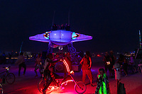 Rogue Scarab Mutant Vehicle - (Thanks Greg for the caption update here) - https://Duncan.co/Burning-Man-2021