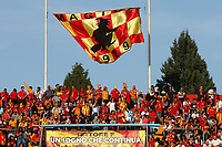 La strega dei Tifosi del Benevento<br /> Benevento 08-06-2017  Stadio Ciro Vigorito<br /> Football Campionato Serie B 2016/2017. Finale Play-off<br /> Benevento - Carpi<br /> Foto Cesare Purini / Insidefoto
