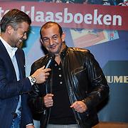 NLD/Amsterdam/20131112 - Presentatie DE Sinterklaasboeken, Winston Gerstanowitz, Najib Amhali en Nils Pieters