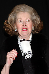 File photo dated 31/10/2002 of Raine Spencer as a memorial service to commemorating the life of Raine Spencer, the stepmother of Diana, Princess of Wales, who died last month aged 87 after a short illness is taking place at Grosvenor Chapel in London's Mayfair.