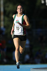 2008 OSG Athletics--Distance