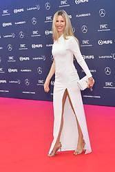 February 18, 2019 - Monaco, Monaco - Vivian Sibold arriving at the 2019 Laureus World Sports Awards on February 18, 2019 in Monaco  (Credit Image: © Famous/Ace Pictures via ZUMA Press)