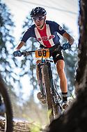 Cole Paton (USA) at the 2018 UCI MTB World Championships - Lenzerheide, Switzerland