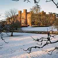 Scone Palace Snow