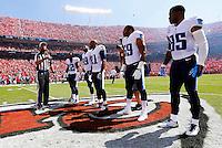 Tennessee Titans vs. Kansas City Chiefs at Arrowhead Stadium on September 7, 2014 in Kansas City, MO. Photos by Donn Jones Photography.