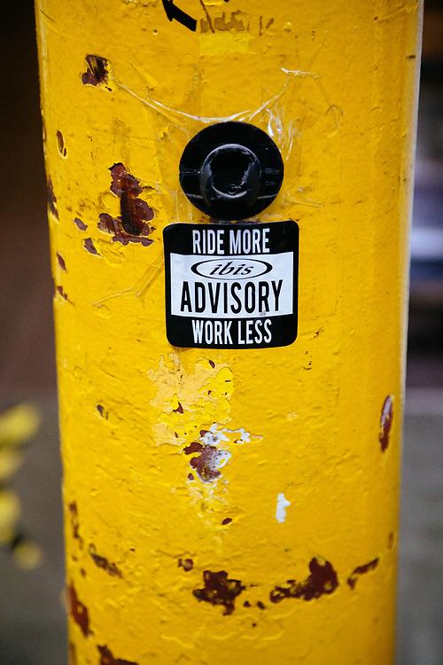 Ibis employee advisory...