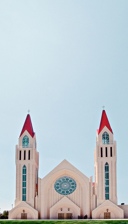 Queen of Peace Church, Mississauga, Ontario (Canada).