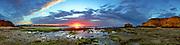 Torquay surf beach on sunrise<br /> <br /> <br /> Pic Steve Ryan