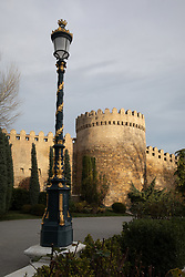 View Of Old City Walls