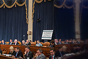 House Judiciary Committee members hold their first hearing on the impeachment inquiry into President Donald Trump on Capitol Hill in Washington, U.S., December 4, 2019.