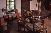 Thompson-Neeley House and Farmstead, 1702 Kitchen, Washington Crossing State Park, Bucks Co., PA