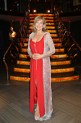 PENNY SMITH at the 2014 Costa Book of The Year Awards held at Quaglino's, Bury Street, London on 27th January 2015.  The winner of the Bokk of The Year was Helen Macdonald for her book H is for Hawk.