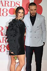 The Brit Awards 2018 - 21 Feb 2018