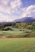 Prince Golf Course, Princeville, Kauai, Hawaii<br />