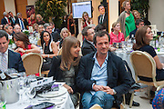 HENRIETTA CONRAD; DAVID HEYMAN, Chickenshed Kensington and Chelsea's Summer Show and Dinner, The Hurlingham club. London. 9 May 2013