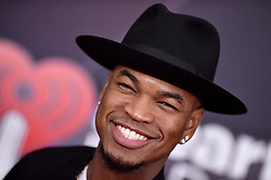 Ne-Yo attends the 2018 iHeartRadio Music Awards at the Forum on March 11, 2018 in Inglewood, California. Photo by Lionel Hahn/AbacaPress.com