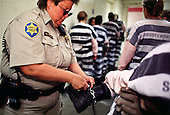 Maricopa County Jail Chain Gangs