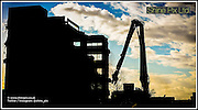 The old West Bromwich Police Station almost at the stage of being demolished pictured on January 27th 2012 as part of the regeneration of the Town making way for a Tesco superstore. Picture by Shaun Fellows / Shine Pix Ltd