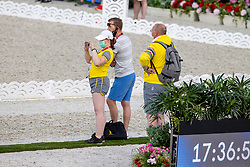Raateland Geert Jan, MIchiels Inge, Van Lent Jeroen<br /> Olympic Games Tokyo 2021<br /> © Hippo Foto - Dirk Caremans<br /> 21/07/2021