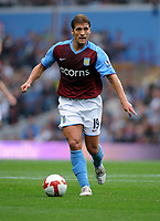 Stiliyan Petrov<br /> Aston Villa 2008/09<br /> Aston Villa V Liverpool (0-0) 31/08/08<br /> The Barclays Premier League<br /> Photo Robin Parker Fotosports International
