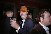 Richard Strange, The Literary Review's Bad Sex Awards. annual ceremony for authors who write about sex in a 'redundant, perfunctory, unconvincing and embarrassing way. In and Out Club. London.  1 December  2005. ONE TIME USE ONLY - DO NOT ARCHIVE  © Copyright Photograph by Dafydd Jones 66 Stockwell Park Rd. London SW9 0DA Tel 020 7733 0108 www.dafjones.com