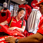 © Maria Muina I MAPFRE. Helly Hanse debrief withe MAPFRE in the Volvo Ocean Race.