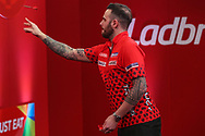 Joe Cullen during the Ladrokes UK Open 2019 at Butlins Minehead, Minehead, United Kingdom on 1 March 2019.