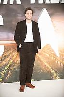 Arty Froushan at the 'Star Trek: Picard'  premiere, London, UK 15th  Jan 2020