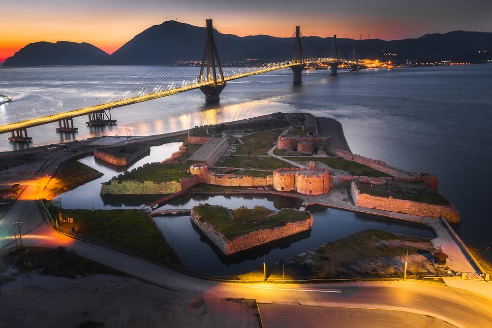 Charilaos Trikoupis Bridge (Rion-Antirion Bridge)