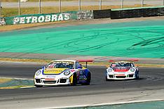 Brazilian Porsche GT3 Cup Championship 2018 free practice - 27 July 2018
