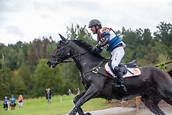 KOOREMANS Raf (NED), Henri Z<br /> Tryon - FEI World Equestrian Games™ 2018<br /> Vielseitigkeit Teilprüfung Gelände/Cross-Country Team- und Einzelwertung<br /> 15. September 2018<br /> © www.sportfotos-lafrentz.de/Sharon Vandeput