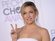 Kate Hudson at  the People's Choice Awards 2016 held at the ©Exclusivepix Media