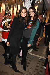 Left to right, Roman Abranovich's girlfriend DARIA ZHUKOVA and actress MISCHA BARTON at a party to launch jeweller Boodles new store at 178 New Bond Street, London W1 on 26th September 2007.<br /><br />NON EXCLUSIVE - WORLD RIGHTS
