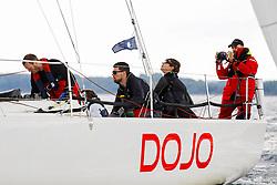 Dreiecksegeln, Travemünde - Travemünder See-Regatten 23. - 26.07.2020ᰗ, ORC - DOJO - GER 003 - M 34 - Jonas FRANKE - Segler-Verein Trave e. V