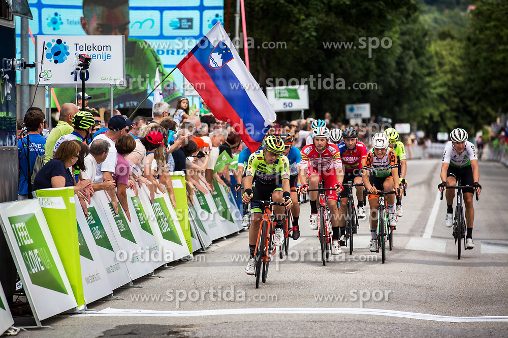 Finishing 4th Stage of 26th Tour of Slovenia 2019 cycling race between Nova Gorica and Ajdovscina (153,9 km), on June 22, 2019 in Slovenia. Photo by Vid Ponikvar / Sportida