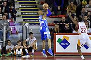 DESCRIZIONE : Roma Lega A 2014-2015 Acea Roma Banco di Sardegna Sassari<br /> GIOCATORE : David Logan<br /> CATEGORIA : tiro three points controcampo<br /> SQUADRA : Banco di Sardegna Sassari<br /> EVENTO : Campionato Lega A 2014-2015<br /> GARA : Acea Roma Banco di Sardegna Sassari<br /> DATA : 02/11/2014<br /> SPORT : Pallacanestro<br /> AUTORE : Agenzia Ciamillo-Castoria/GiulioCiamillo<br /> GALLERIA : Lega Basket A 2014-2015<br /> FOTONOTIZIA : Roma Lega A 2014-2015 Acea Roma Banco di Sardegna Sassari<br /> PREDEFINITA :