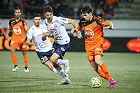 Paul Lasne (Montpellier) / Vincent Le Goff (Lorient)