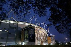 General view of Hull City's KCOM Stadium