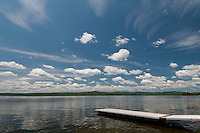 A glorious day on our lakes June 6, 2011.