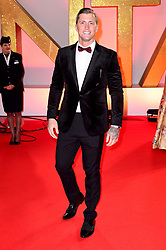 Dan Osbourne attending the National Television Awards 2019 held at the O2 Arena, London. PRESS ASSOCIATION PHOTO. Picture date: Tuesday January 22, 2019. See PA story SHOWBIZ NTAs. Photo credit should read: Ian West/PA Wire