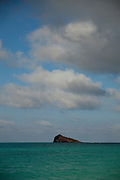 A small island from the coast of Espanola Island, Galapagos Archipelago - Ecuador.